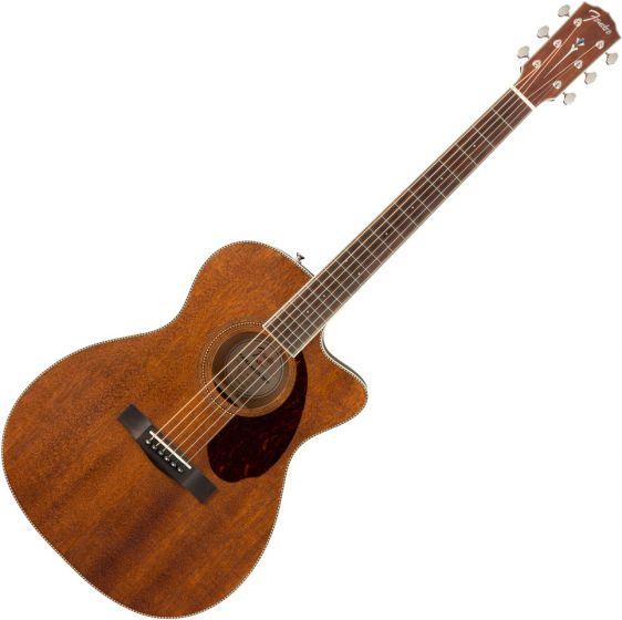 Fender PM-3 Triple-0 All-Mahogany Acoustic Guitar 0970331322