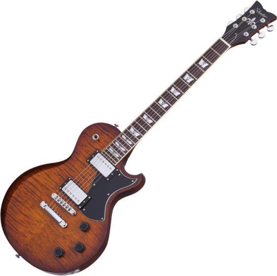 Schecter Solo-II Standard Electric Guitar Faded Vintage Sunburst SCHECTER1321