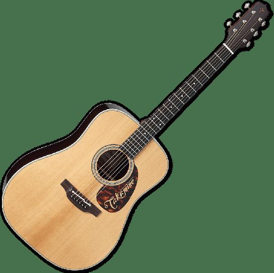 Takamine EF360STT Thermal Top Acoustic Guitar in Natural Finish B-Stock TAKEF360STT.B