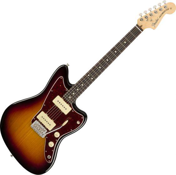 Fender American Performer Jazzmaster Electric Guitar in 3-Color Sunburst 0115210300