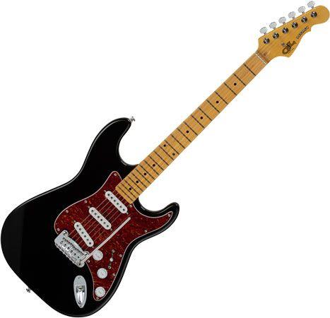 G&L Tribute Legacy Electric Guitar Gloss Black sku number TI-LGY-114R01M41