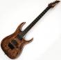 Ibanez RGAIX6U-ABS RG Iron Label Series Electric Guitar in Antique Brown Stained sku number RGAIX6UABS