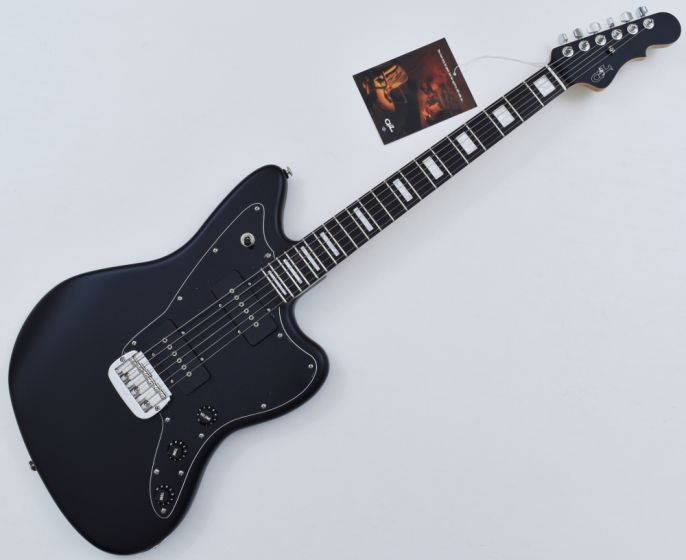 G&L USA Doheny Electric Guitar in Jet Black Satin Frost with Case. Brand New! USA DOHENY CLF1709072