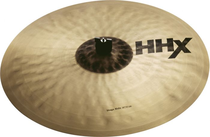 "Sabian 20"" HHX Stage Ride Brilliant Finish 12012XB"