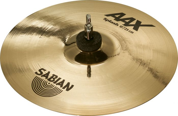 "Sabian 10"" AAX Splash Brilliant Finish 21005XB"