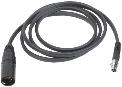 AKG MK HS MK HS XLR 4D Headset Cable 2955H00460 2955H00460
