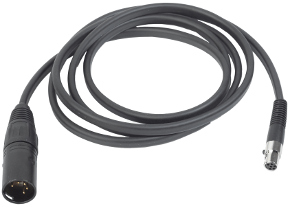 AKG MK HS MK HS XLR 4D Headset Cable 2955H00460