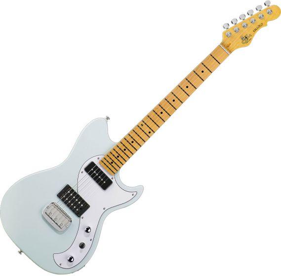 G&L Tribute Fallout Electric Guitar Sonic Blue TI-FAL-130R07M13