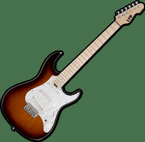 ESP LTD SN-1000 Electric Guitar in Tobacco Sunburst LSN1000WMTSBF