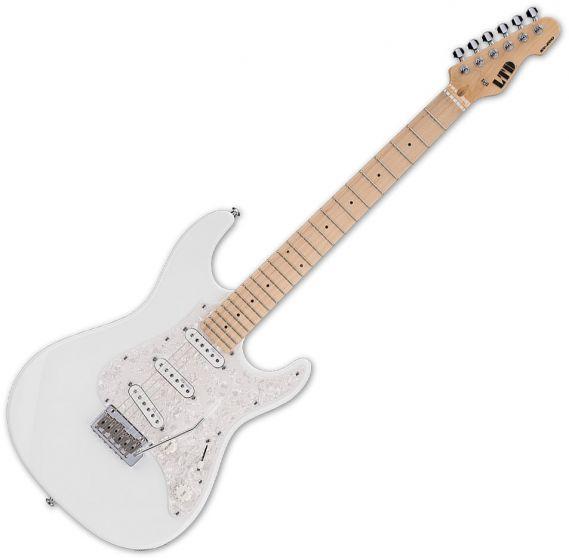 ESP LTD SN-200W Electric Guitar Snow White LSN200WMSW