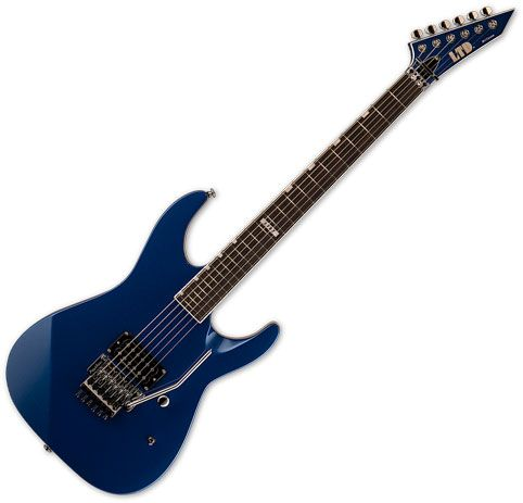 ESP LTD M-I Custom '87 Electric Guitar Dark Metallic Blue LM1CTM87DMB