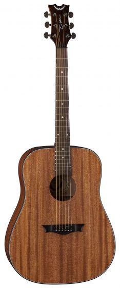 Dean AXS Dreadnought Acoustic Guitar Mahogany AX D MAH AX D MAH