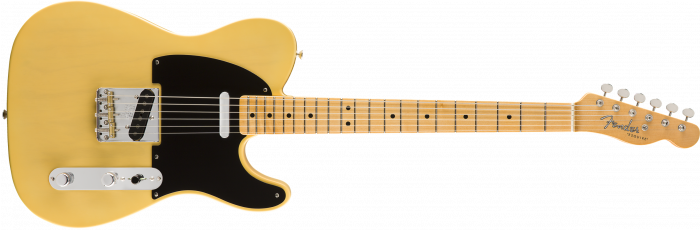 Fender Custom Shop Vintage Custom 1950 Double Esquire  Nocaster Blonde Electric Guitar 9235000563