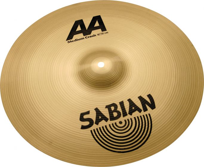"Sabian 16"" AA M Crash 21608"