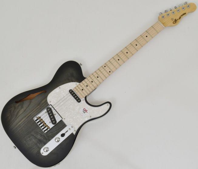 G&L Tribute ASAT Classic Semi-Hollow Electric Guitar Charcoal Burst sku number TI-ACL-S75R46M30