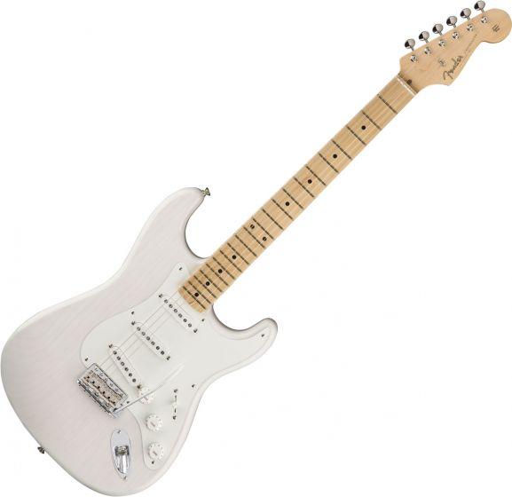 Fender American Original '50s Stratocaster Electric Guitar White Blonde 0110112801