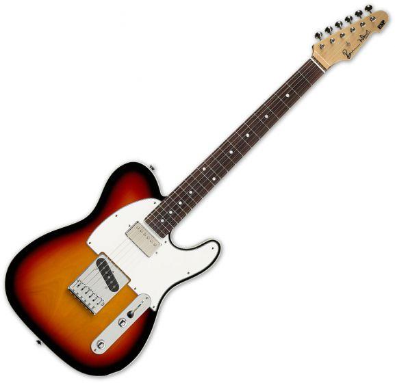 ESP Ron Wood 3TB Guitar with Case ERON3TB
