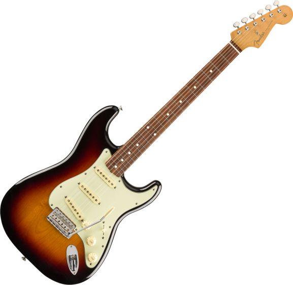 Fender Vintera 60s Stratocaster Electric Guitar in 3-Color Sunburst 0149983300