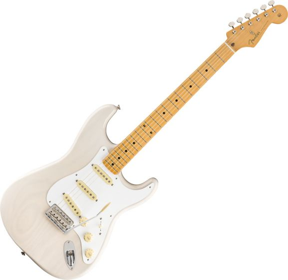 Fender Vintera 50s Stratocaster Electric Guitar in White Blonde 0149912301