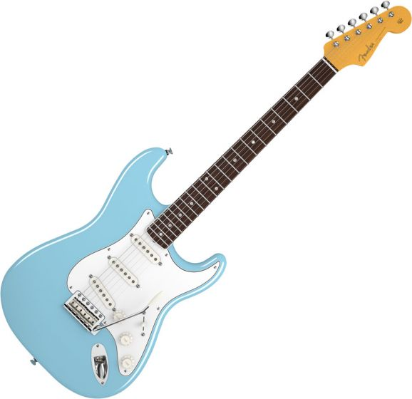 Fender Eric Johnson Stratocaster Electric Guitar Tropical Turquoise 0117700897