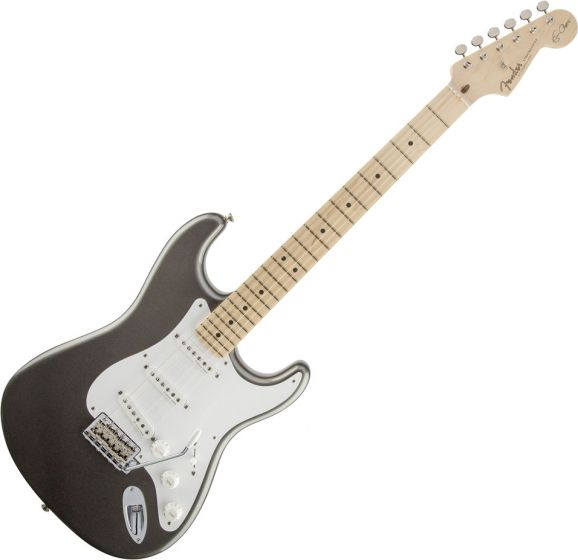 Fender Eric Clapton Stratocaster Electric Guitar in Pewter 0117602843