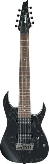 Ibanez RG5328 LDK RG Prestige 8 String Lightning Through A Dark Electric Guitar w/Case RG5328LDK