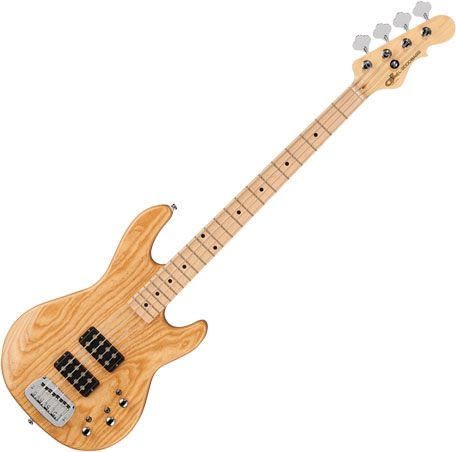G&L Tribute L-2000 Electric Bass Natural Gloss TI-L20-120R40M00