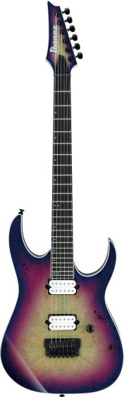 Ibanez RG Iron Label Northern Lights Burst RGIX6FDLB NLB Electric Guitar RGIX6FDLBNLB