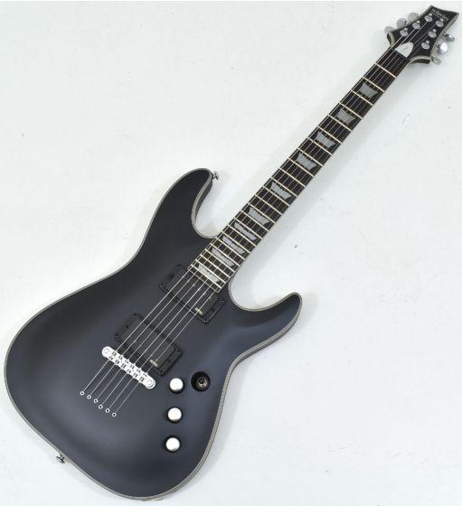 Schecter C-1 Platinum Electric Guitar Satin Black sku number SCHECTER810