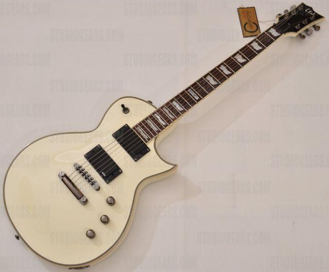 ESP LTD EC-401 Olympic White Guitar B-Stock sku number LEC401OW.B