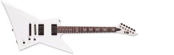 ESP LTD Max Cavalera MAX-200 in Snow White sku number LMAX200SW