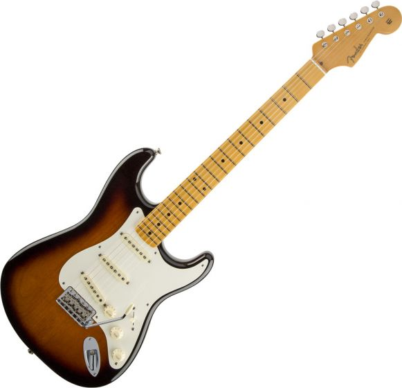 Fender Eric Johnson Stratocaster Maple Electric Guitar 2-Color Sunburst 0117702803