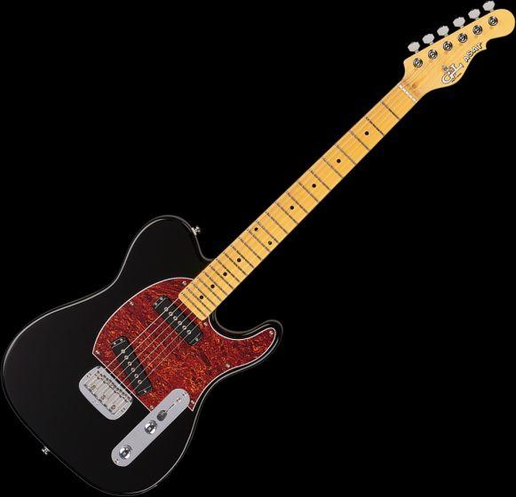 G&L Tribute ASAT Special Electric Guitar Gloss Black TI-ASP-112R01M43