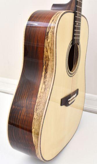 Takamine Custom Shop SG-CPD-AC1 Acoustic Guitar SN #2 TAKSGCPDAC1 2