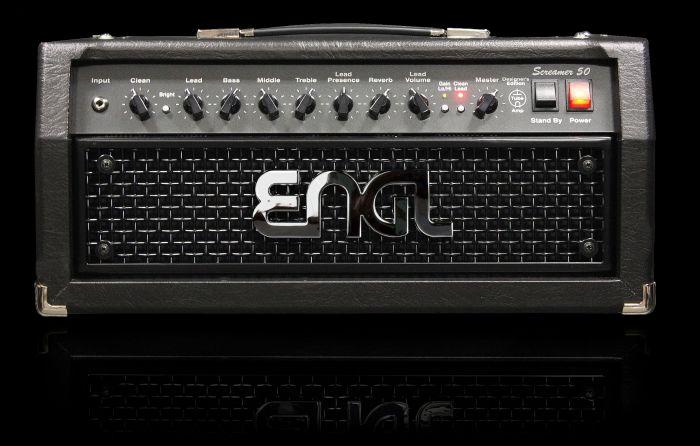 ENGL Amps SCREAMER 50 E335 HEAD (REVERB) E335