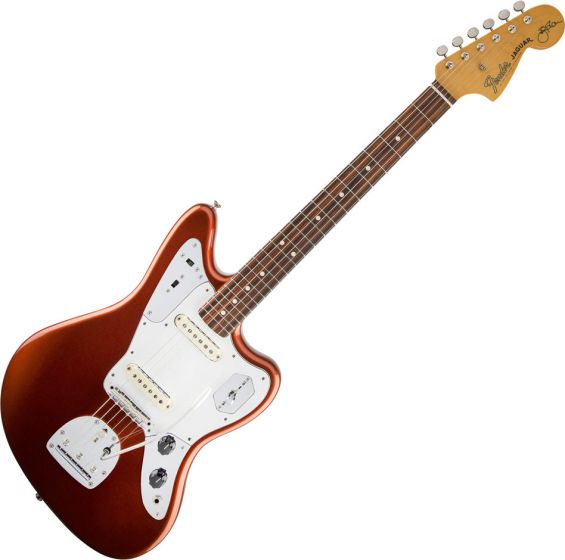 Fender Johnny Marr Jaguar Elecric Guitar in Metallic KO 0116400750