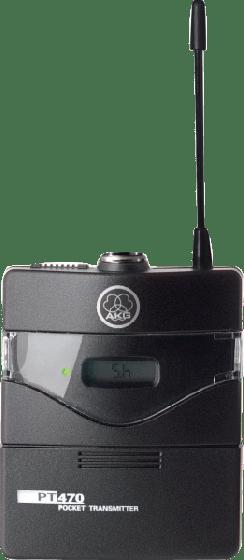 AKG PT470 BD7 Professional Wireless Body-Pack Transmitter 3302H00170