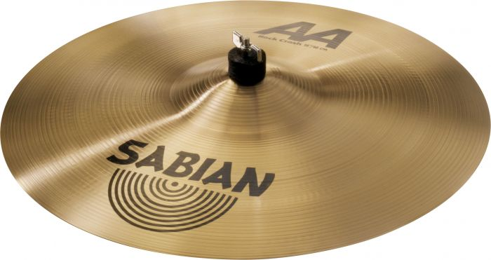 """Sabian 18"""" AA Rock Crash 21809"""