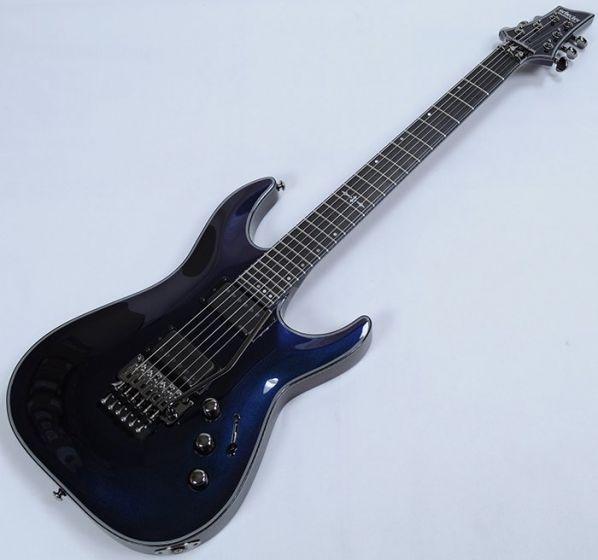Schecter Hellraiser Hybrid C-1 FR Electric Guitar in Ultra Violet Finish SCHECTER3060