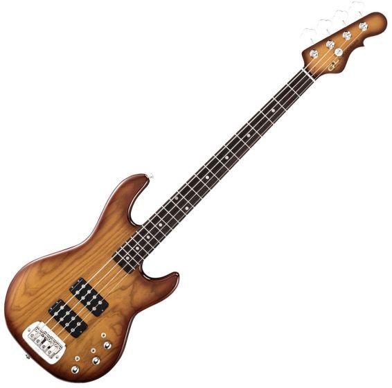 G&L Tribute L-2000 Bass Guitar in Tobacco Sunburst Finish TI-L20-TSB