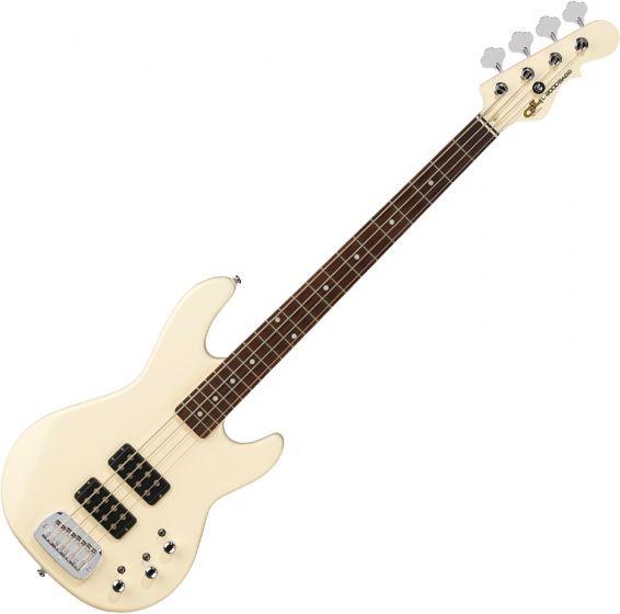 G&L Tribute L-2000 Electric Bass Olympic White TI-L20-112R56R05