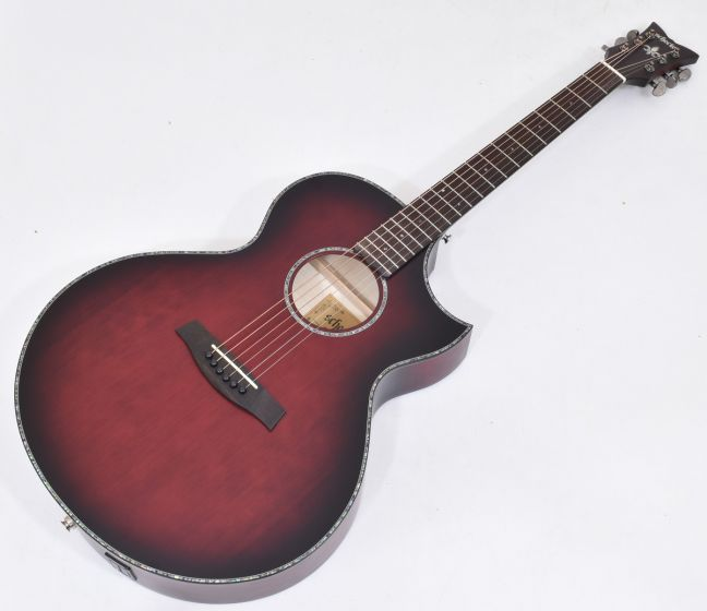 Schecter Orleans Stage Acoustic Guitar Vampyre Red Burst Satin B-Stock 1946 sku number SCHECTER3710.B 1946