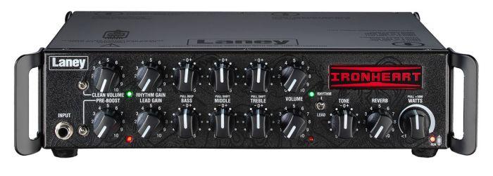 Laney Ironheart Head 300W with Tube IRT-SLS IRT-SLS