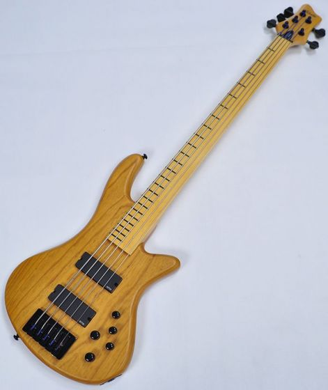 Schecter Stiletto Session-5 FL Electric Bass Aged Natural Satin SCHECTER2846