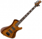ESP LTD Stream-1004 Flamed Maple Electric Bass Walnut Brown LSTREAM1004FMWBR