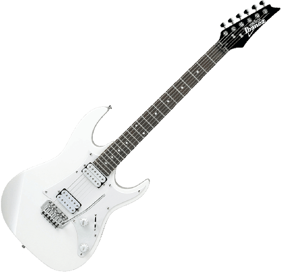 Ibanez GIO RX GRX20W Electric Guitar in White sku number GRX20WWH