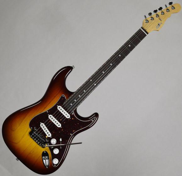 G&L USA S-500 Electric Guitar Tobacco Sunburst - Old School USA S500-OST-RW 3037