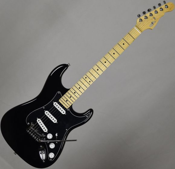 G&L USA S-500 Electric Guitar Jet Black USA S500-JTB-MP 3054