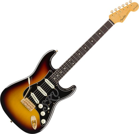 Fender Custom Shop Stevie Ray Vaughan Signature Stratocaster Electric Guitar 3-Color Sunburst 9235000863