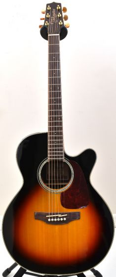 Takamine GN71CE-NAT NEX Acoustic Electric Guitar Brown Sunburst B-Stock 2113 TAKGN71CEBSB.B 2113